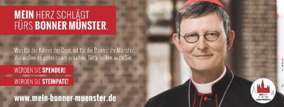 Kardinal Woelki wirbt für Generalsanierung